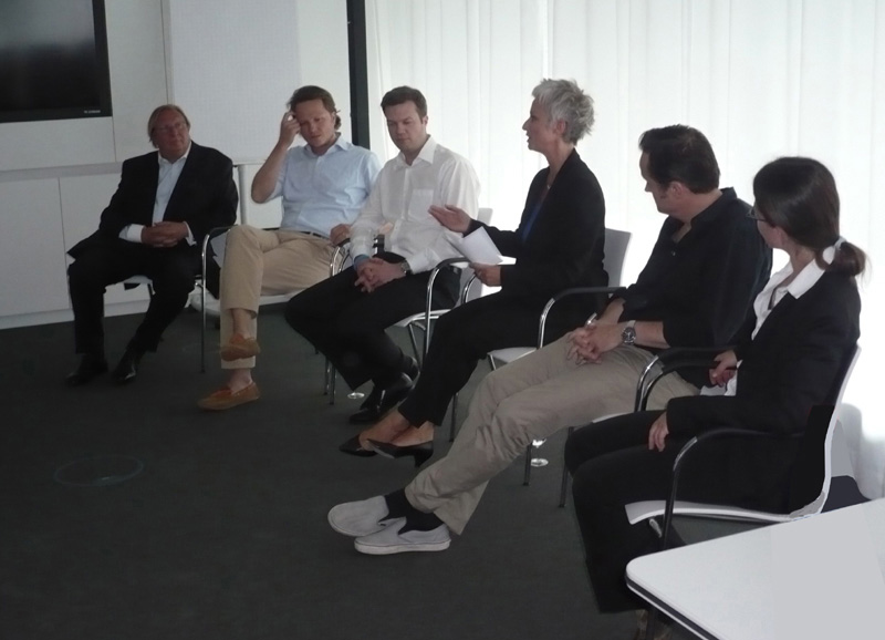Diskussion zum Thema Innovation
